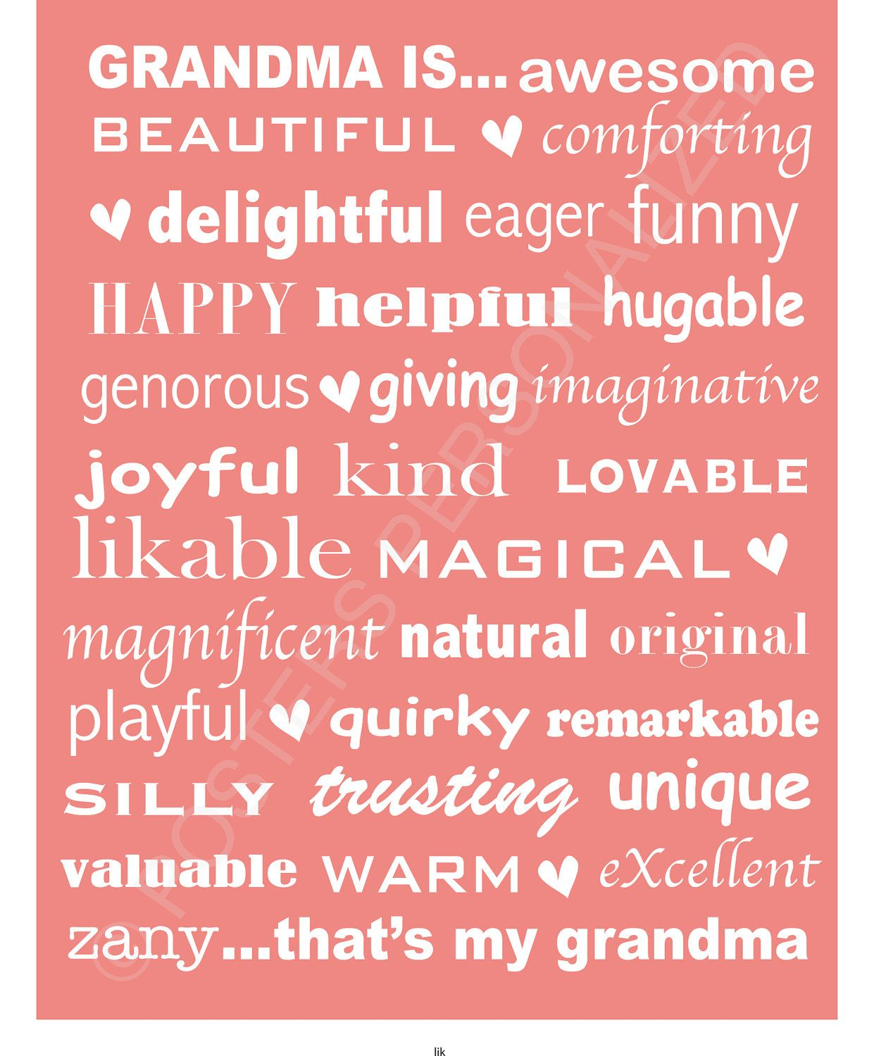 Luxury Grandma Love Quotes and Sayings | Love quotes ...