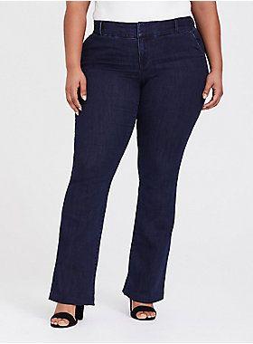 12c18a89848 Premium Studio Trouser Slim Boot Jean - Dark Wash in 2019 | wardrobe ...