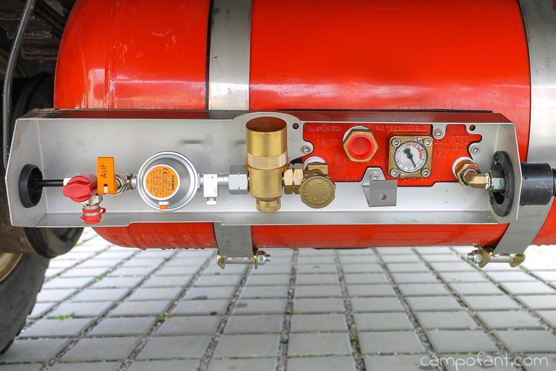 Gastank Am Wohnmobil Alternative Zur Gasflasche Campofant Wohnmobil Reisemobil Wohnwagen
