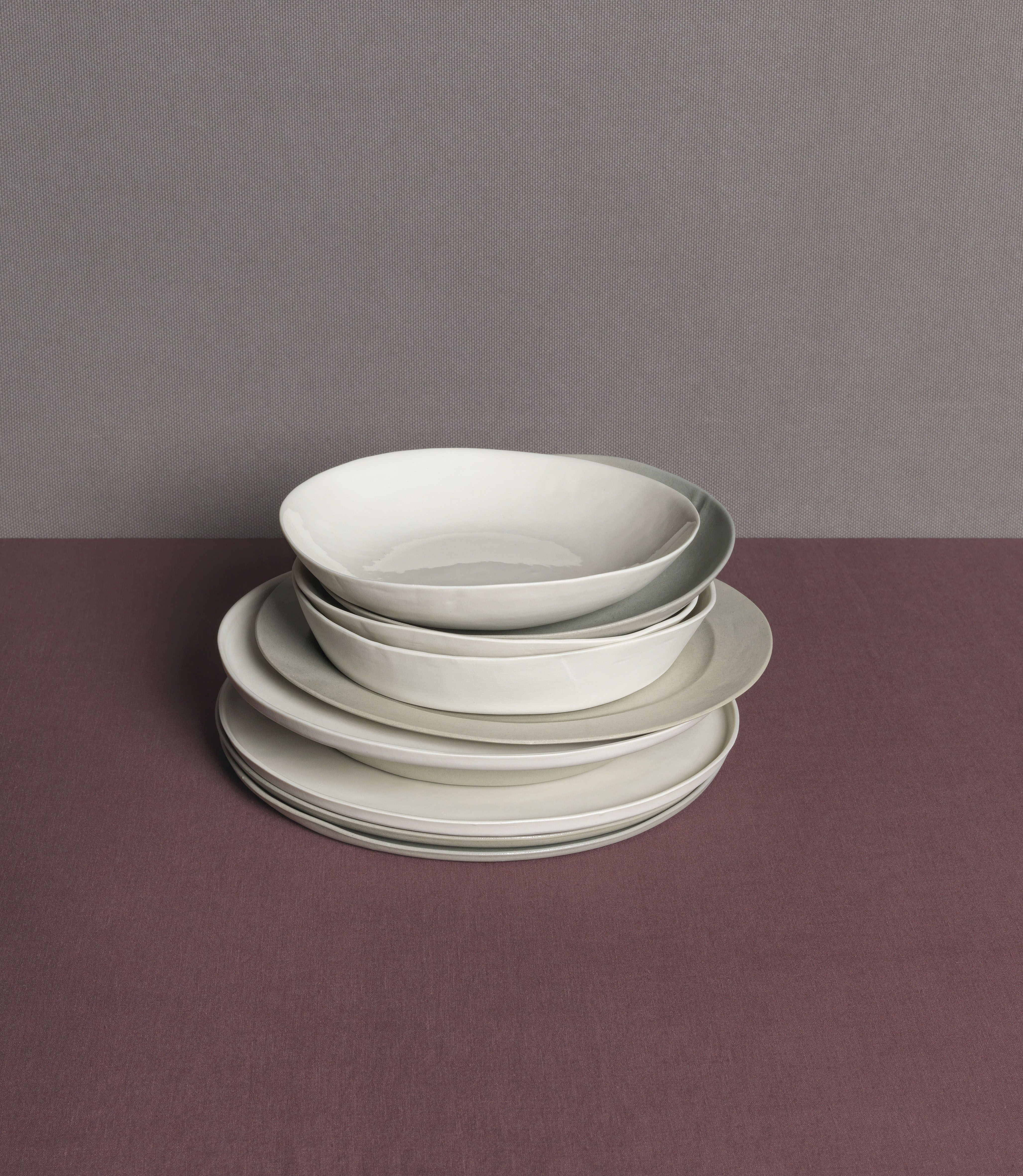 Fabric Effect Ceramics From Society Limonta Remodelista Ceramic Tableware Ceramic Ware Ceramics