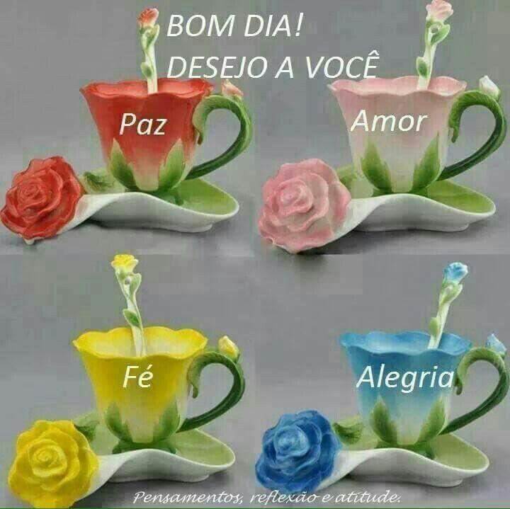 Pin De Sousa Em Mensagem De Bom Dia Mesas De Café Da Manhã Bom Dia Com Flores Mensagens