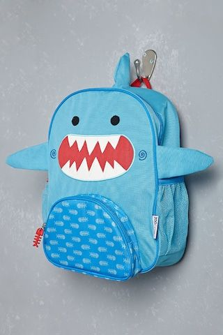 0870bb07f215 Zoocchini Sherman the Shark Backpack