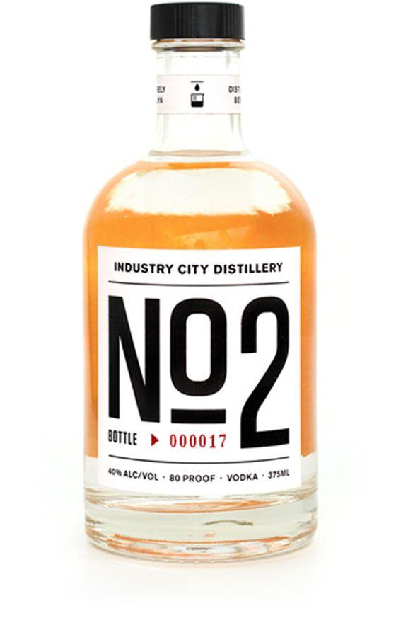 No 2 Vodka