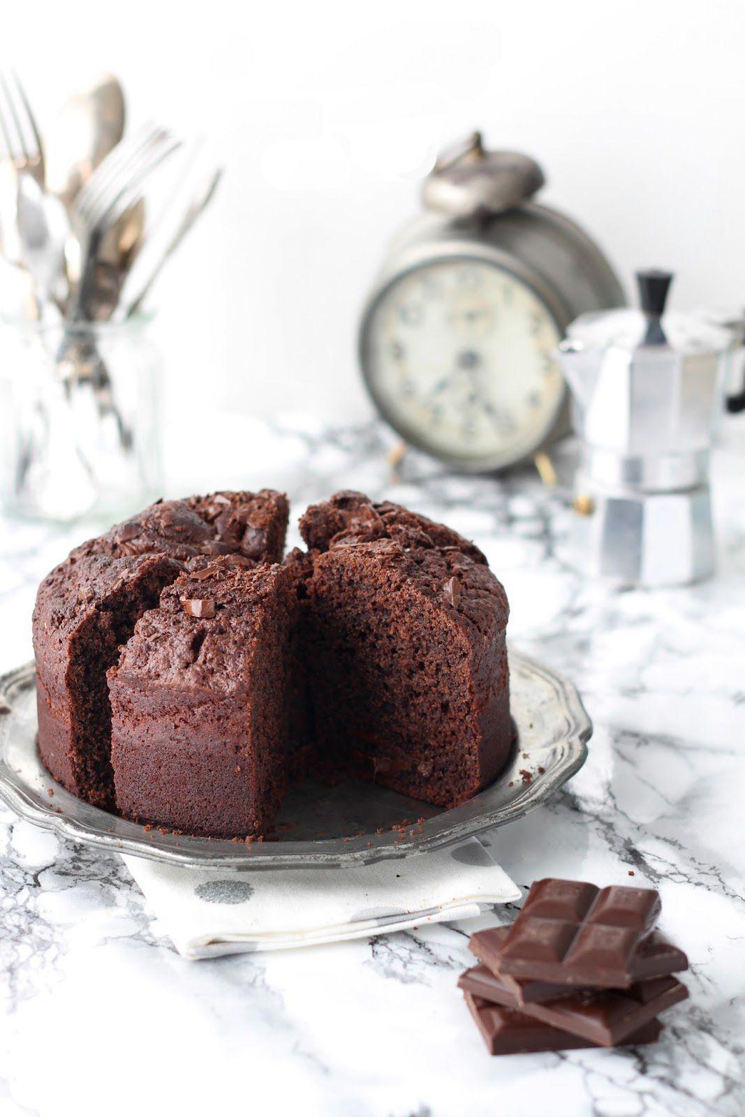 Easy No-egg Chocolate Cake Recipe | Bakery cakes, Sweet ...