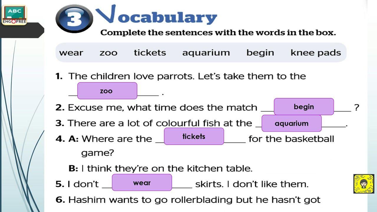 4d Unit4 Full Blast 1 شرح الدرس وحل الواجب Child Love Words How To Plan