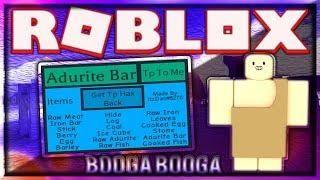 roblox booga booga hack script