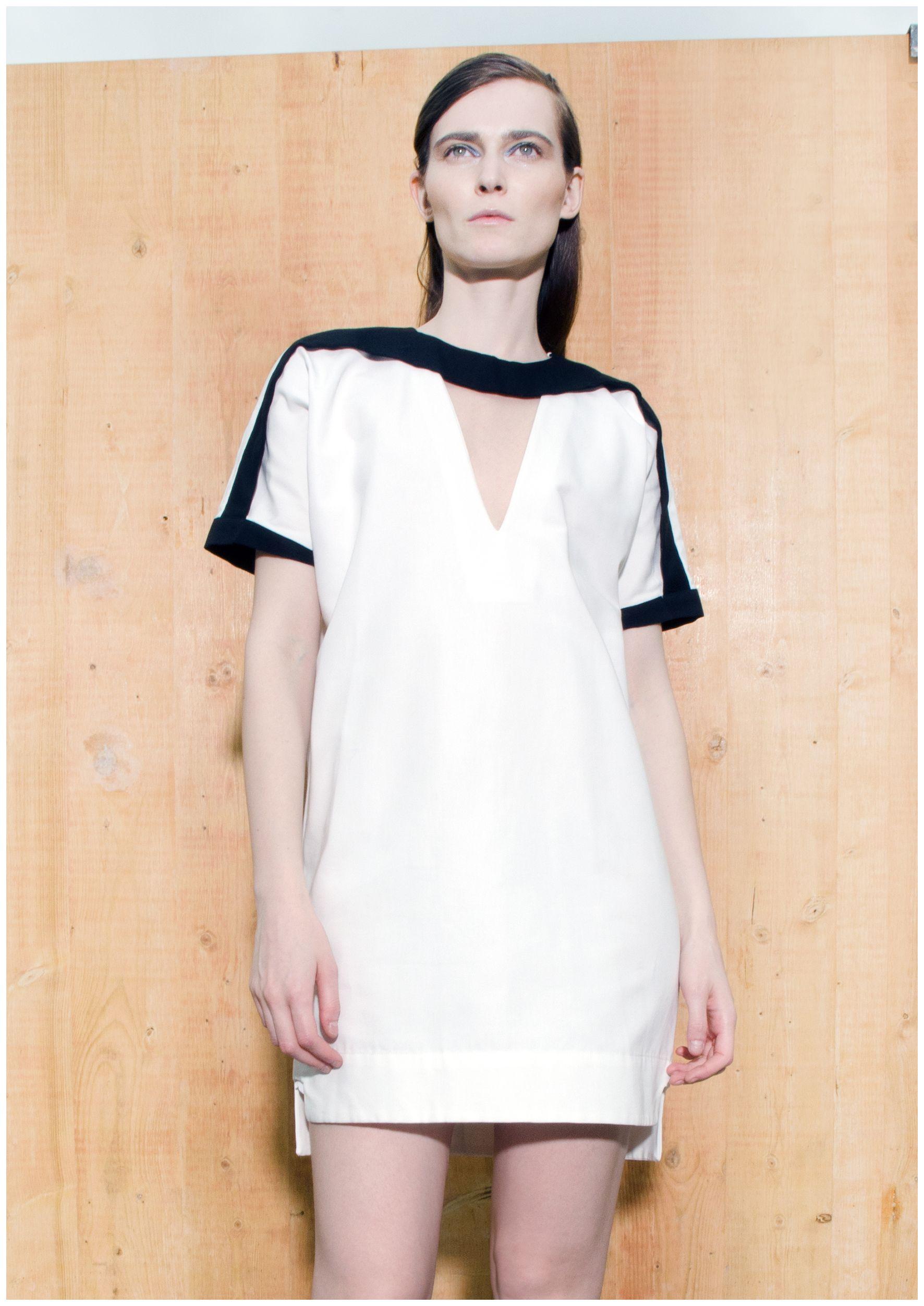 #karakusi #blackwhite #dress #cotton #short #amzing #berlin