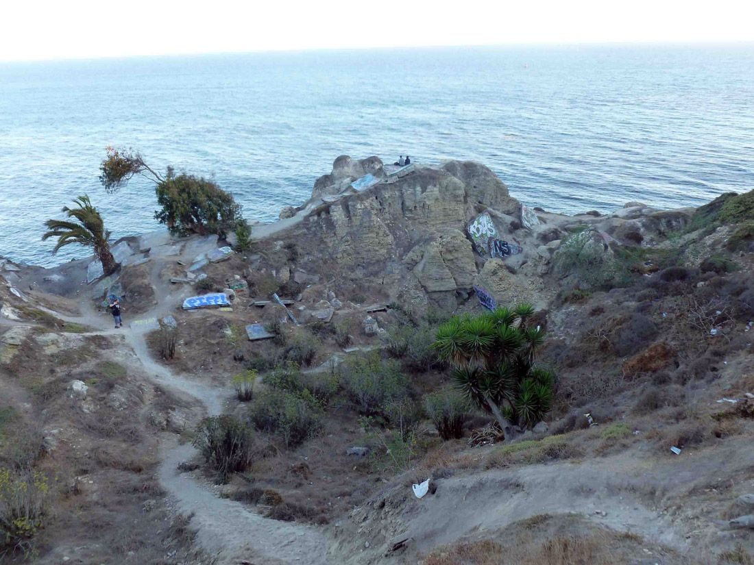 Where To Find The Lost Cities Of L A In 2020 Sunken City Lost City City
