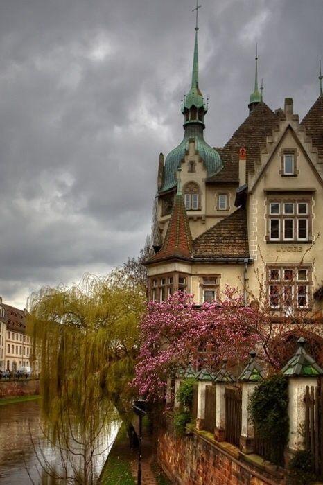 strasbourg frankreich reisen pinterest frankreich stra burg frankreich und reisen. Black Bedroom Furniture Sets. Home Design Ideas