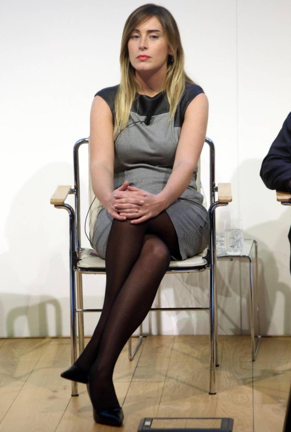 Maria Elena Boschi Cerca Con Google Ministro Boschi