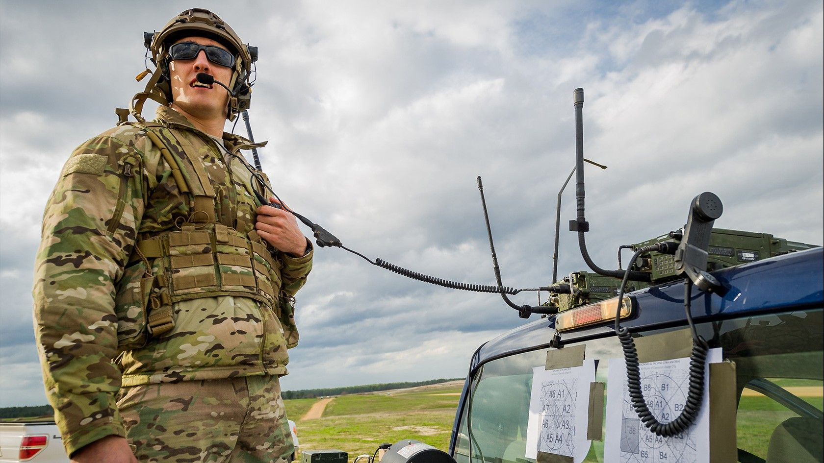 SPECIAL OPERATIONS WEATHER TECHNICIAN PROVIDING TACTICAL