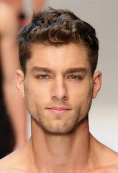 Wavy Cropped Hair Boys Google Search Mens Short Curly Hairstylesmen