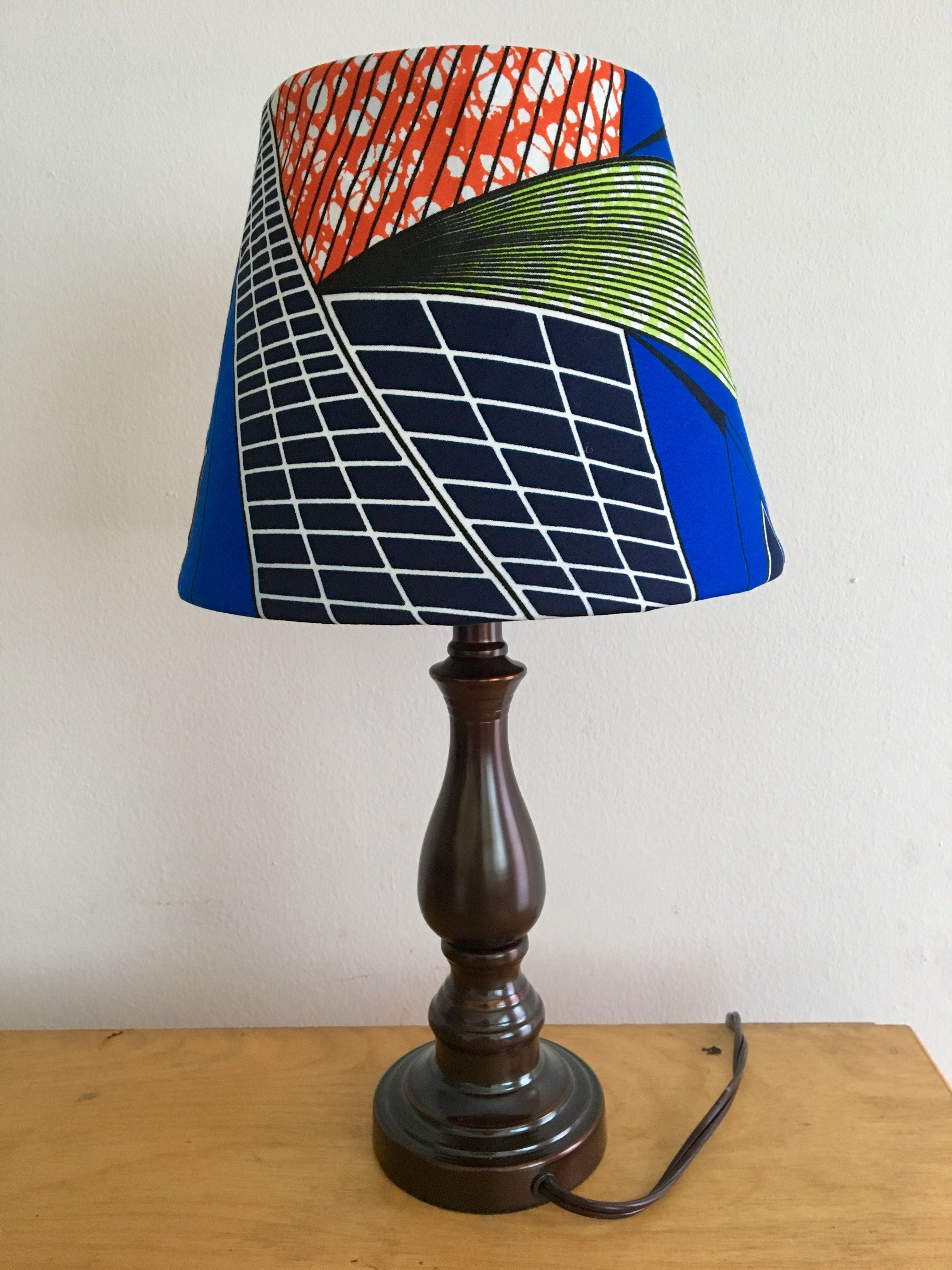 Bring a little piece of West Africa home with this Ankara