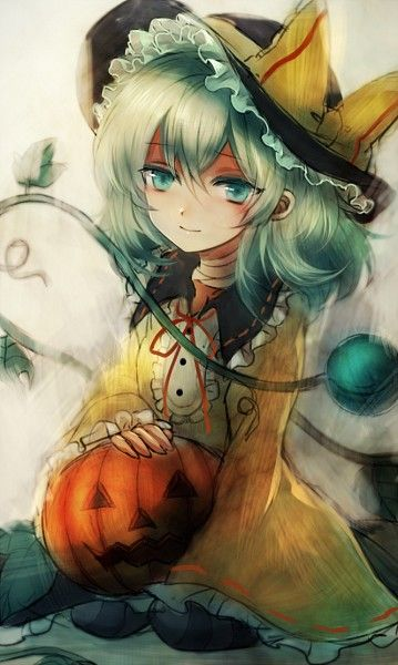 Anime Characters For Halloween : Halloween anime pinterest pumpkins