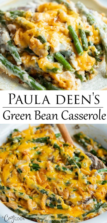 Greenbean Casserole Recipe Image By Sara Kay On Food Homemade