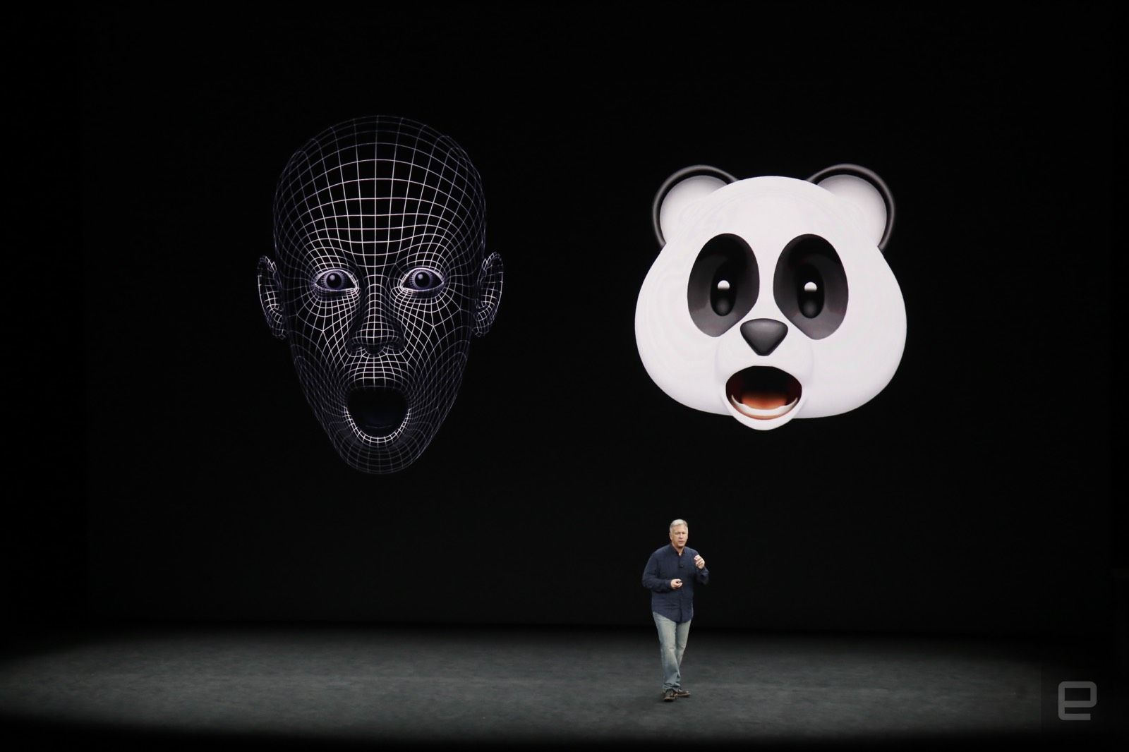 Live From Apple S Iphone X Event Animated Emojis Iphone Event Emoji