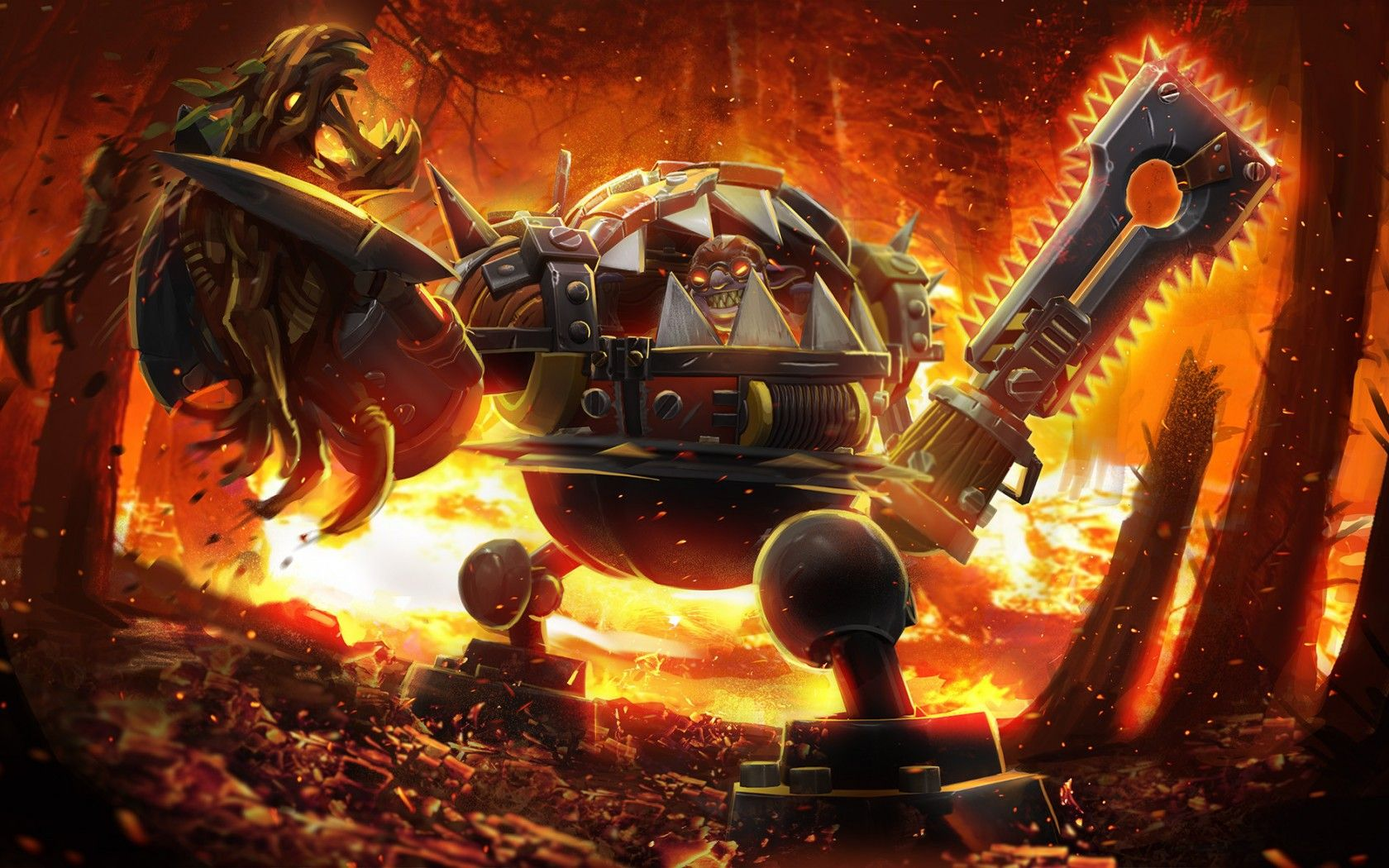 Dota2 wallpaper pc wallpapers gallery tactical gaming - Image For Free Dota 2 Timber Saw Video Game Hd Wallpaper