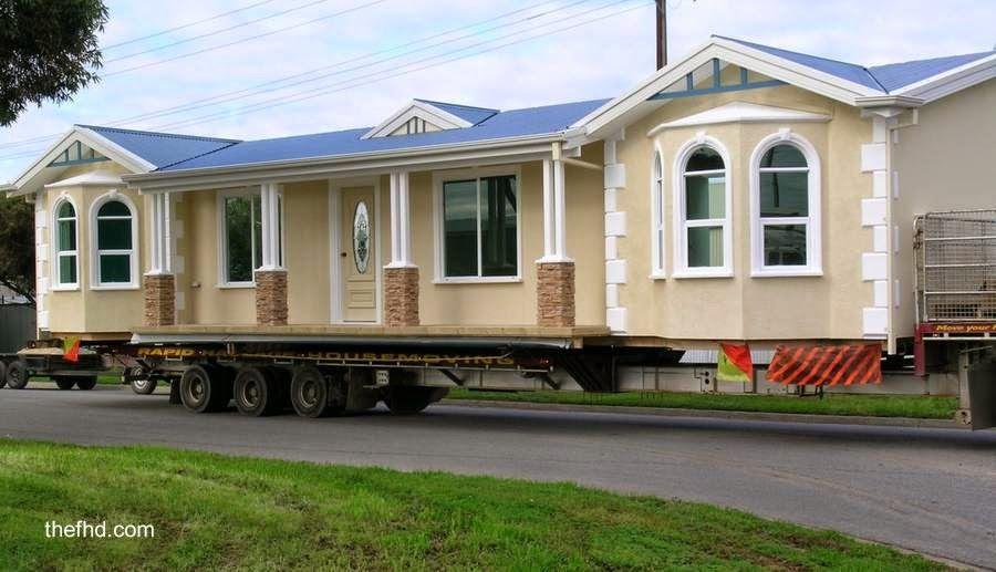 Fachadas de casas moviles hermosas casa rancho - Casas moviles de lujo ...