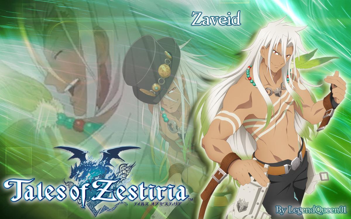 Wallpaper Tales Of Zestiria Zaveid By Legendqueen01 Tales Of Zestiria Tales Character Art