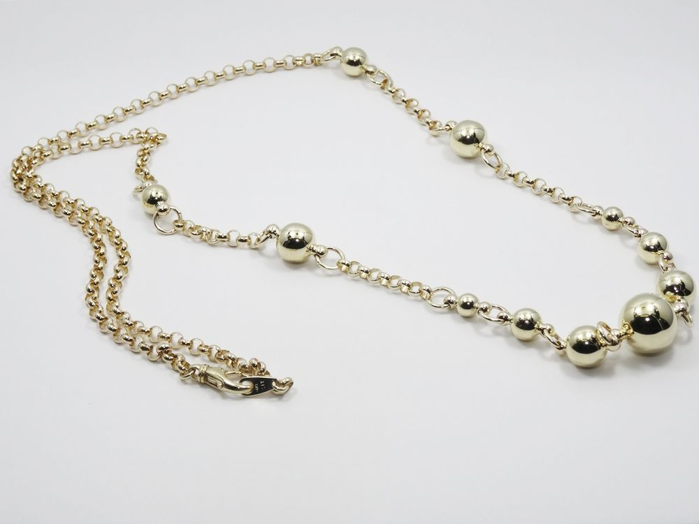 collections toned il over silver chains gold sterling italian betterjewelry large chain cuban fullxfull two