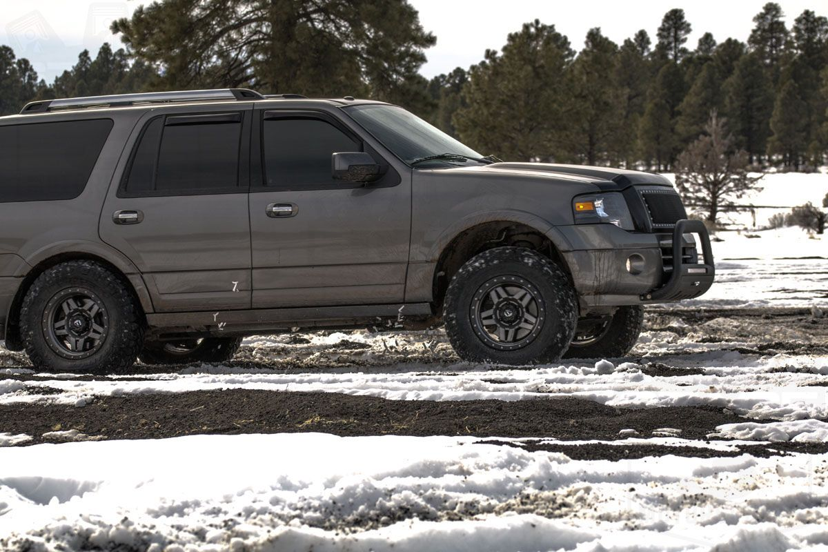 Lifted Ford Expedition On 33 Inch Wheels 2 In 2020 Ford Expedition Lifted Ford Ford Excursion