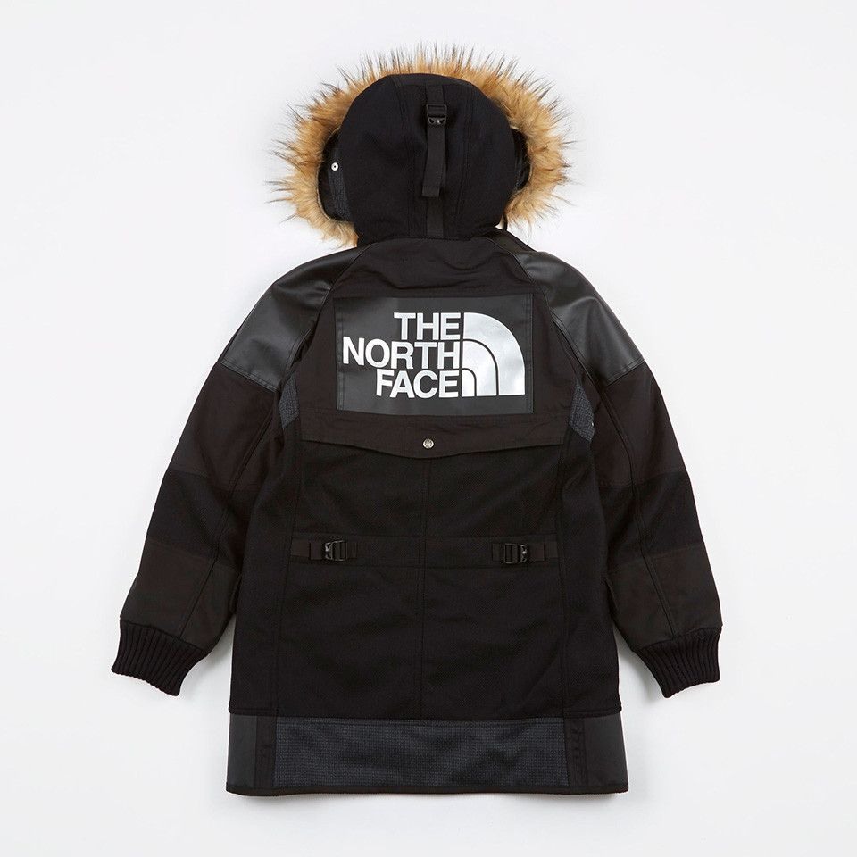 Junya Watanabe x The North Face Features a Jacket Reworked From a Duffle  Bag  6122640df