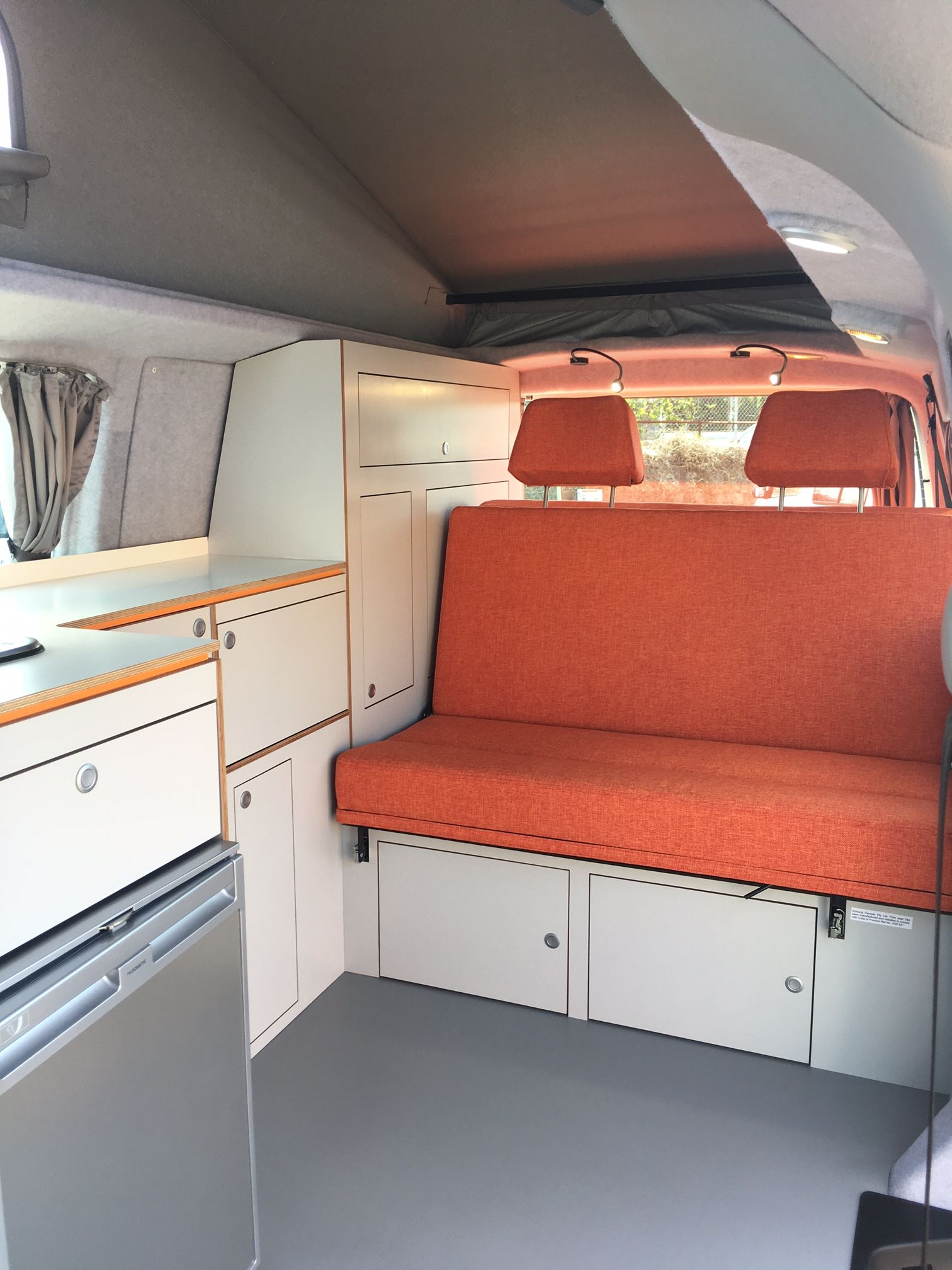 Pin by Achtung Camper on Achtung Camper Custom Campervans ...