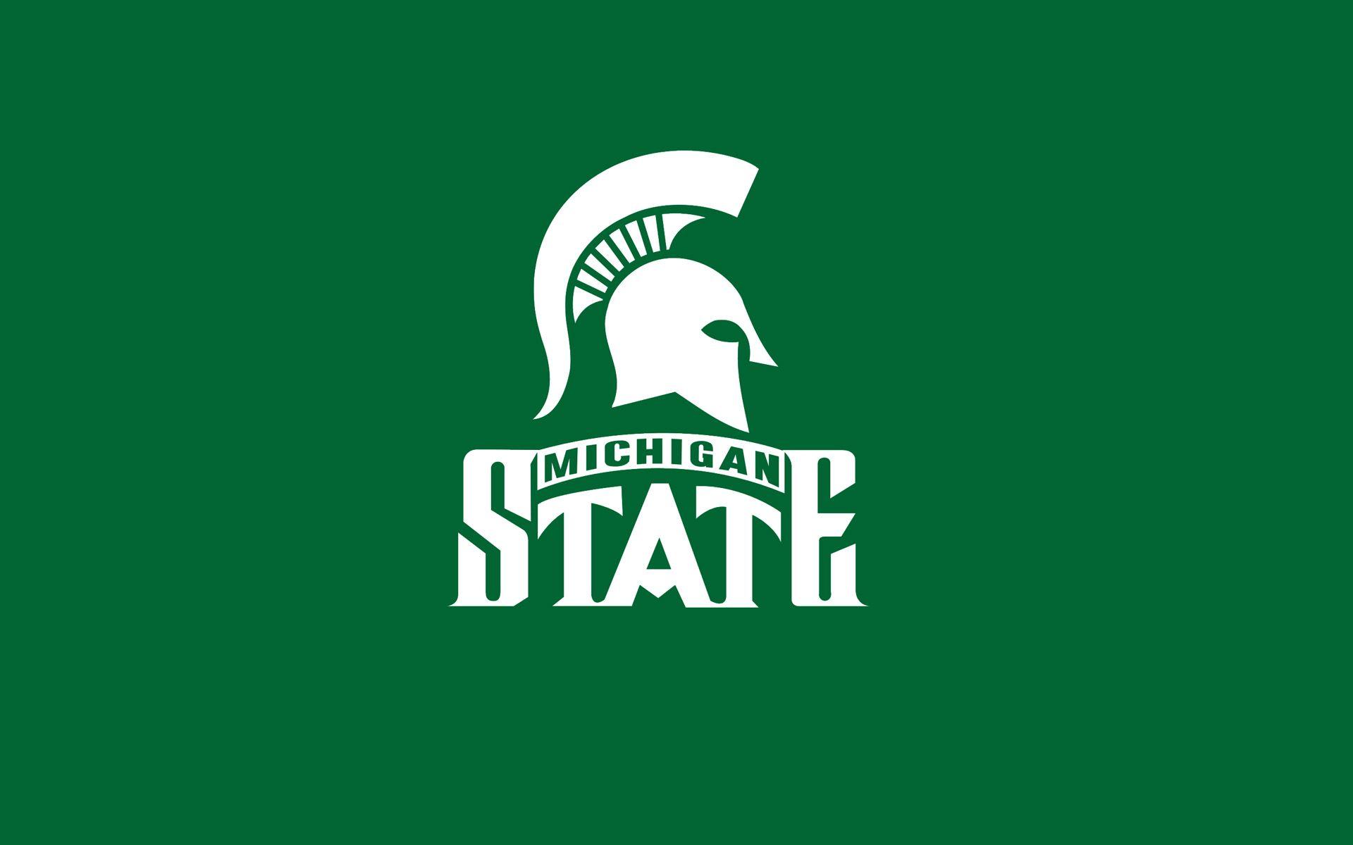 Michigan State Spartans Wallpaper 1 Michigan State Michigan Michigan State Logo
