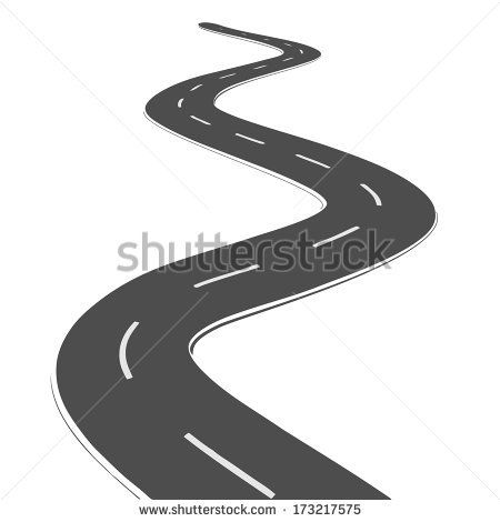 windy road drawing - Google Search | can do | Pinterest | Drawings ...