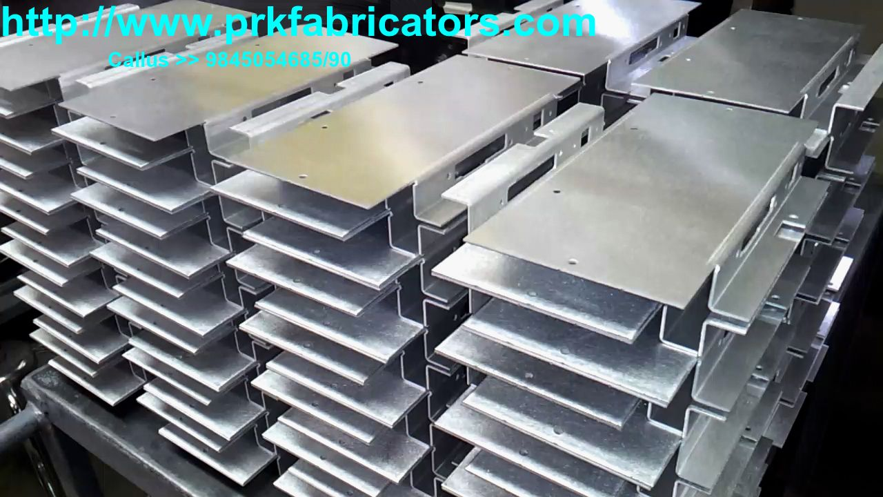 Prk fabricators pvt ltd sheet metal fabricators bangalore