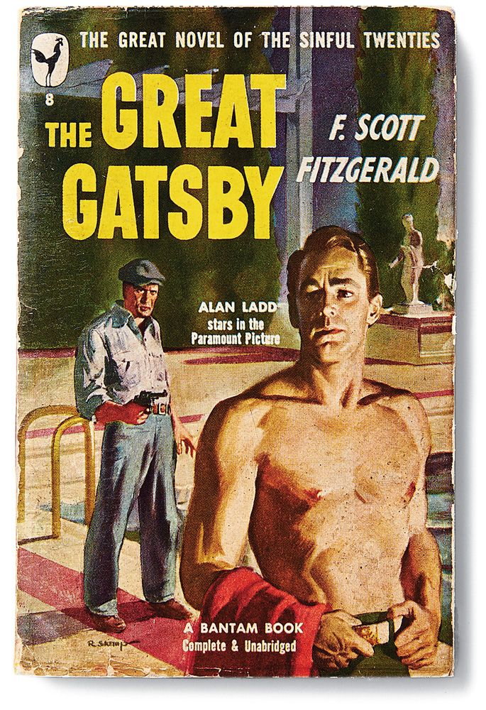 A Book By Its Covers Gatsby Book Books Great Novels