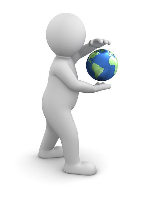3d Character And Lovely Earth Flickr Intercambio De Fotos Stock Images Free 3d Human Sculpture Lessons