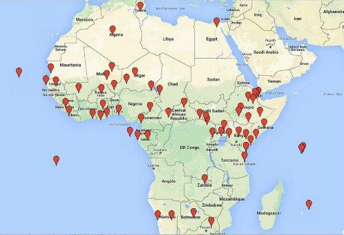 AFRICOM Americas Empire of Military Bases in Africa Africa