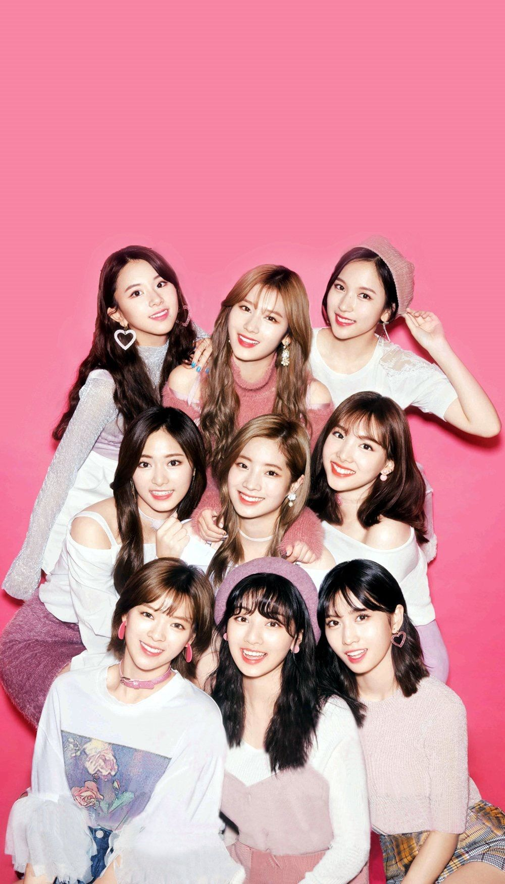 Kpop Group: TWICE WALLPAPƏRS