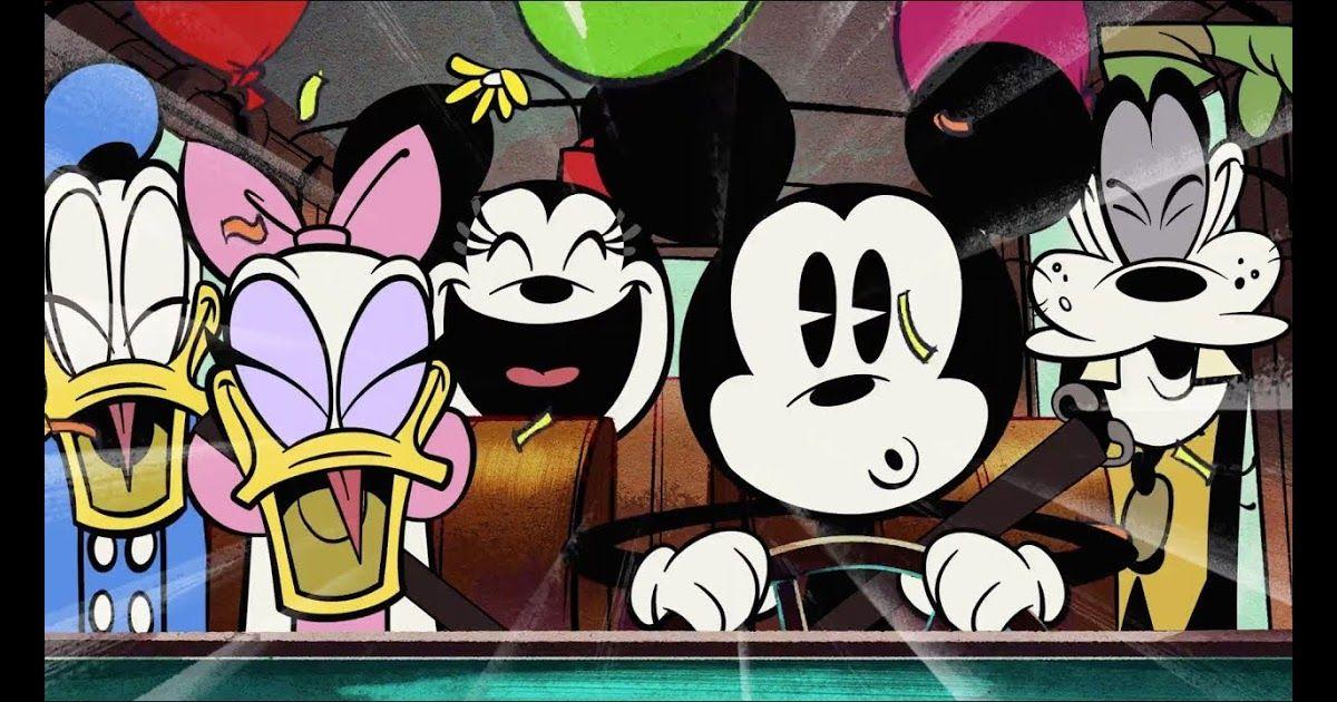 21 Gambar Orang Push Up Kartun Surprise A Mickey Mouse Cartoon Disney Shorts Download 300 Free Employee Business Illustra Gambar Orang Mickey Mouse Kartun