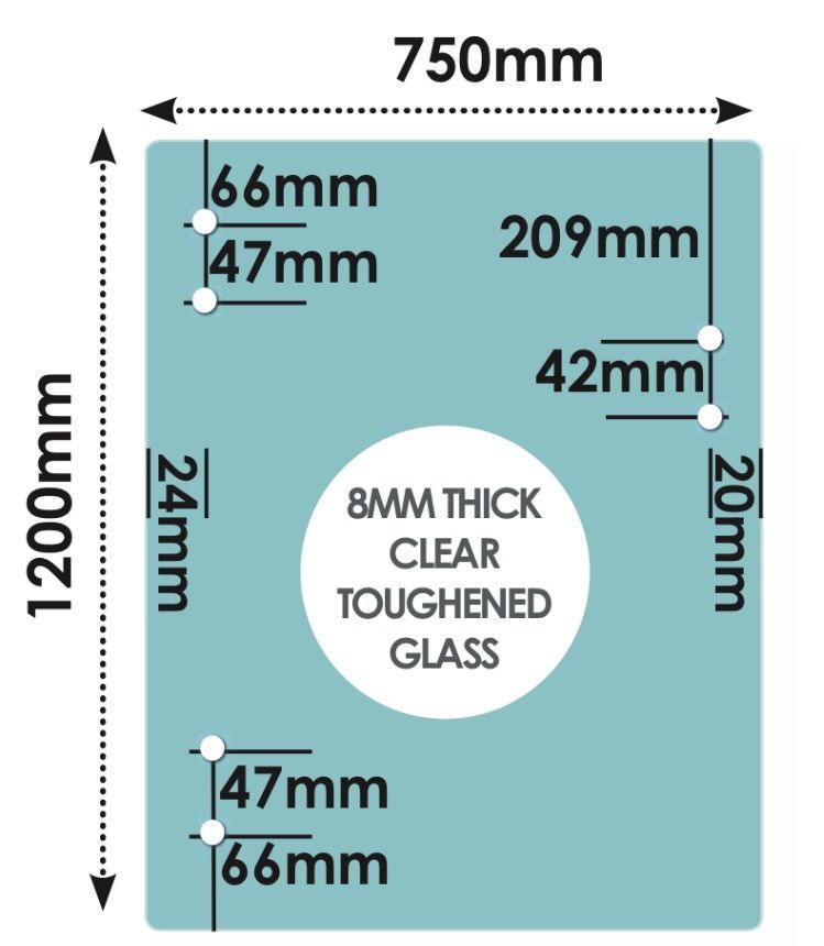 8mm Glass Gate 1200ht X 750 Fence Warehouse Is Considered To Be The Foremost Choice For Availing Different Varieties Of Fen Diy Fence Hinges Fencing Material