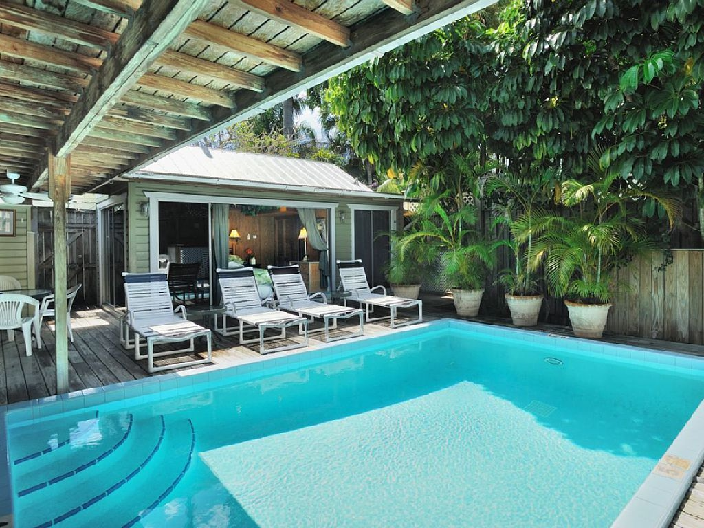 Helen S Hideaway Gated Unique 2 Br Homeaway Key West