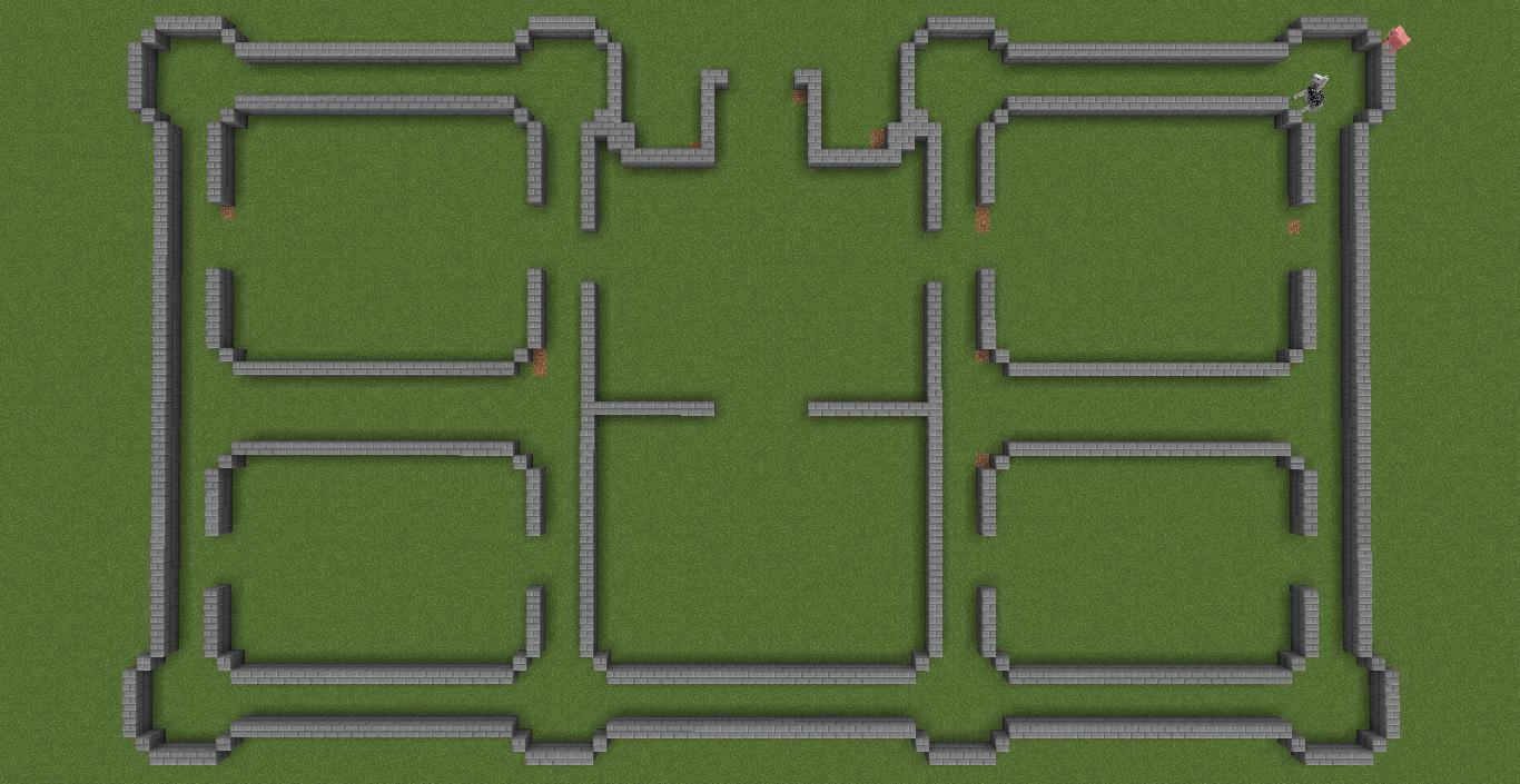 Minecraft Castle Blueprints