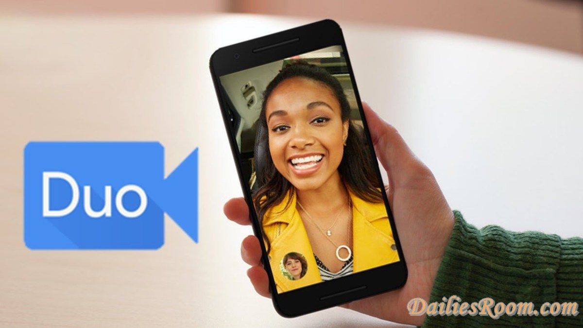 Download and Install Google Duo App Free For Android