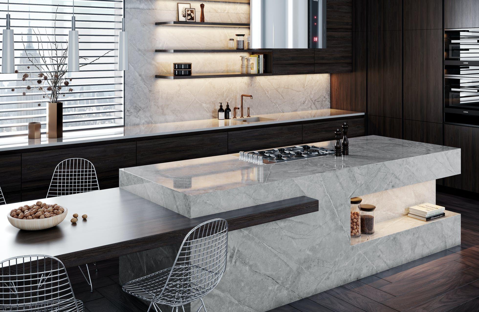 30++ Comptoir de cuisine dekton trends