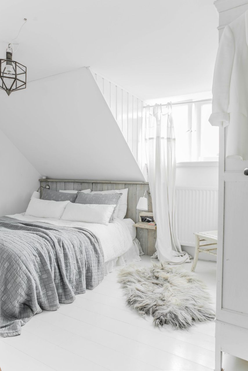 Aesthetic Rooms White And Grey Novocom Top