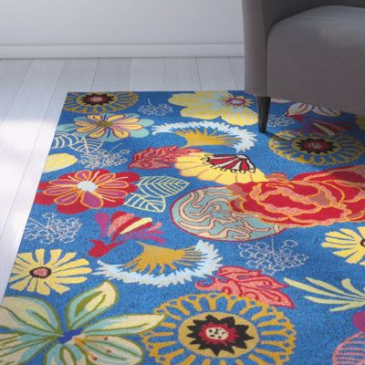 Ebern Designs Hayes Hand Hooked Outdoor Area Rug In 2018 Products