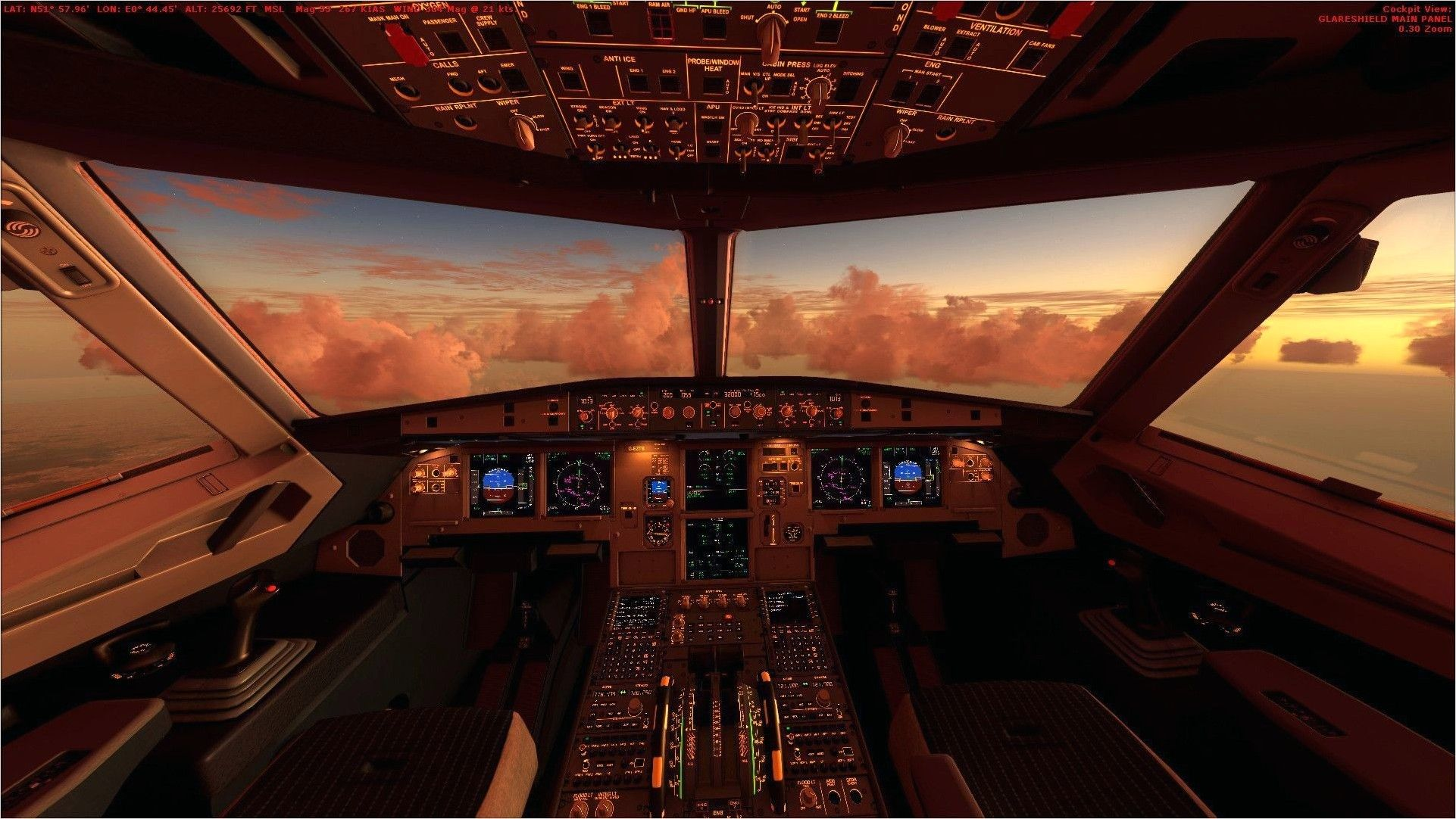 Pin By Christian Arias On New Found Career In 2020 Cockpit