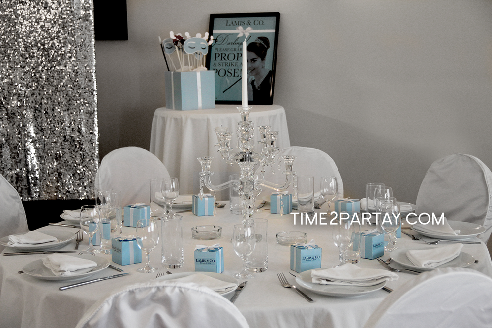 Idéias do partido de chá de panela / casamento de Tiffany | Foto 2 de 22 | Pegar My Party