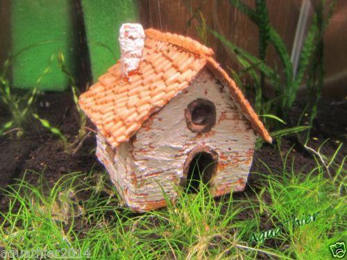 Das-Bauernhaus-8013-Hoehle-Versteck-Deko-Natur-Echt-Mehrfarbig-AquaThier