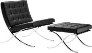 barcelona lounge chair original architecture pinterest