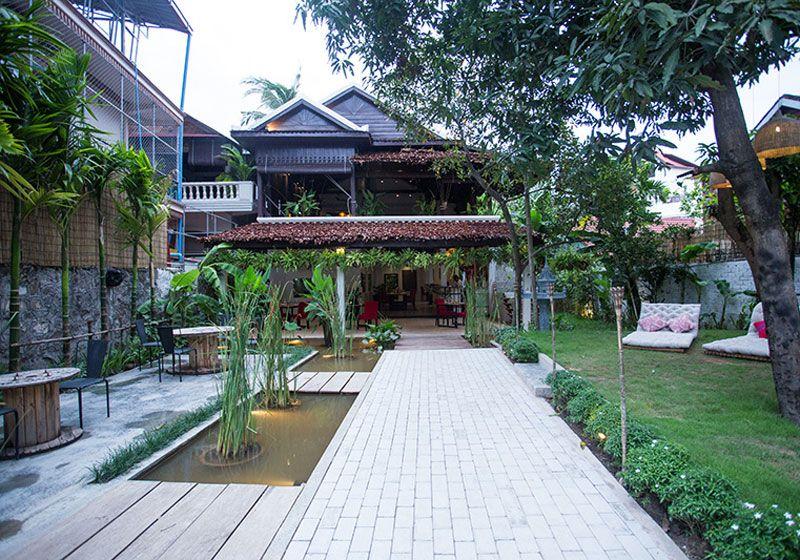 Mahob Khmer Restaurant : Siem Reap, Cambodia