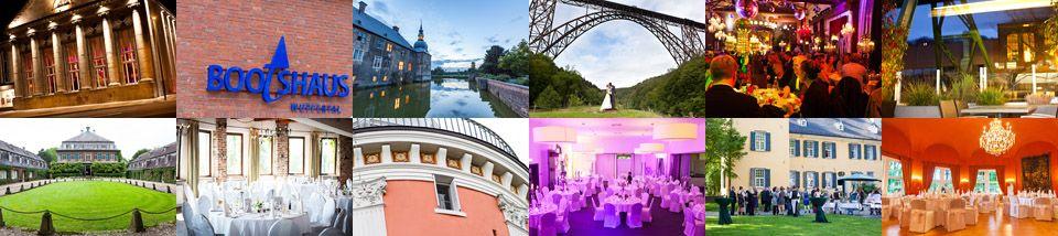 Hochzeitslocations in NRW