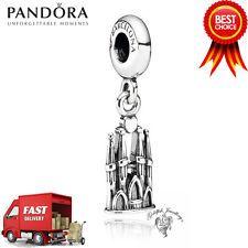 Genuine Pandora, La Sagrada Familia, Barcelona Pendant Charm