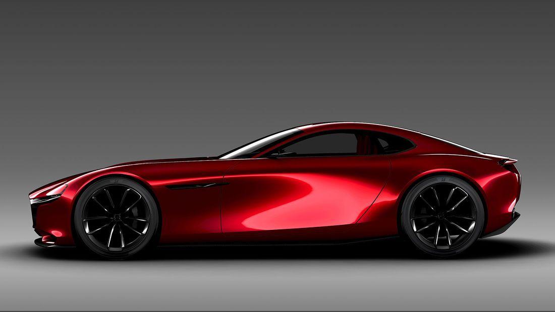 Mazda Rx Vision Gt3 Concept In 2020 Mazda Sportwagen Auto Motor Sport
